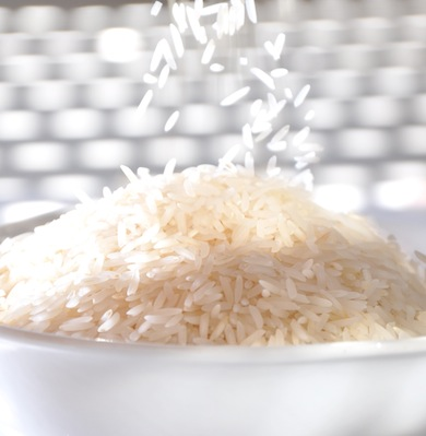 Asiatischer Reissalat