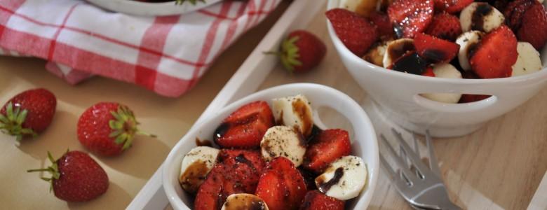 Erdbeeren In Salzwasser Legen